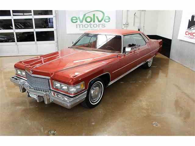 1976 Cadillac DeVille | 993471