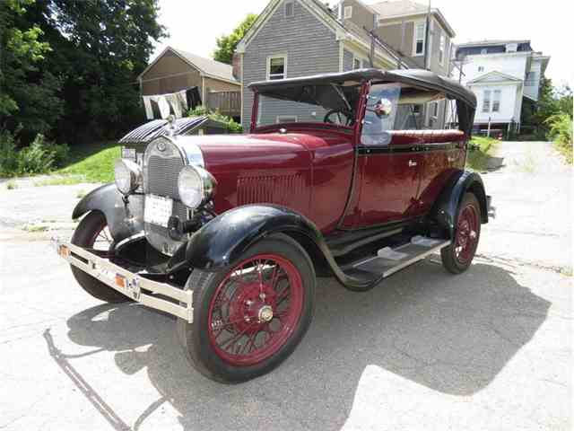 1929 Ford Model A | 993478