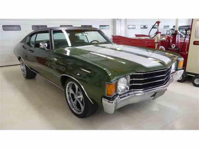1972 Chevrolet Chevelle | 993479