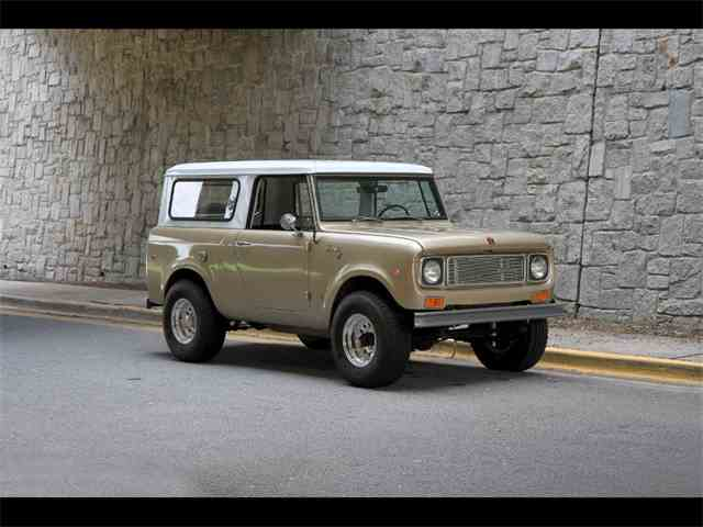 1969 International Scout | 993481