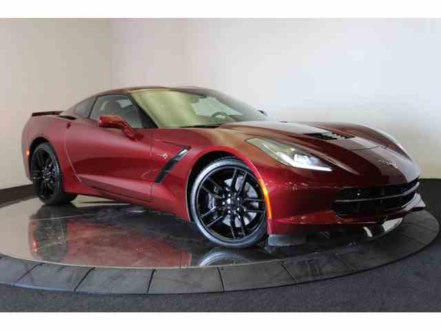2016 Chevrolet Corvette | 993484