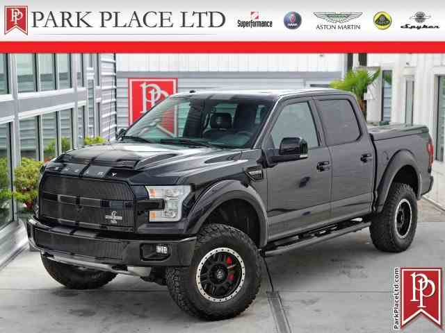 2017 Ford Shelby F-150   993490