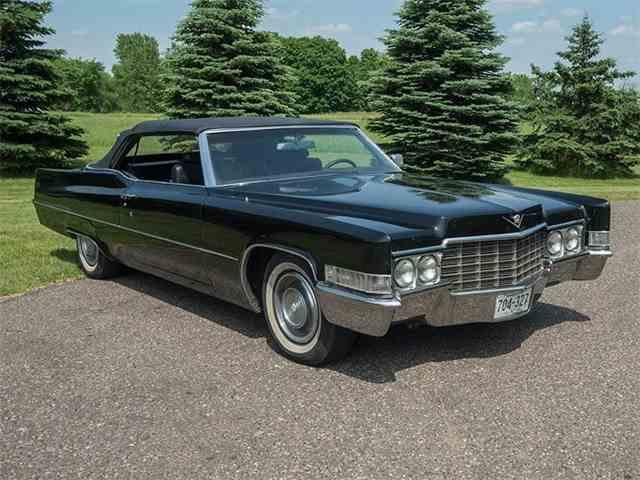 1969 Cadillac Antique | 993496