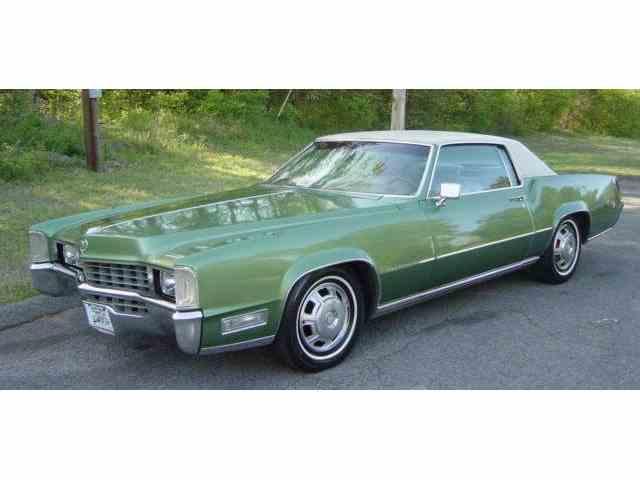 1968 Cadillac Eldorado | 993502