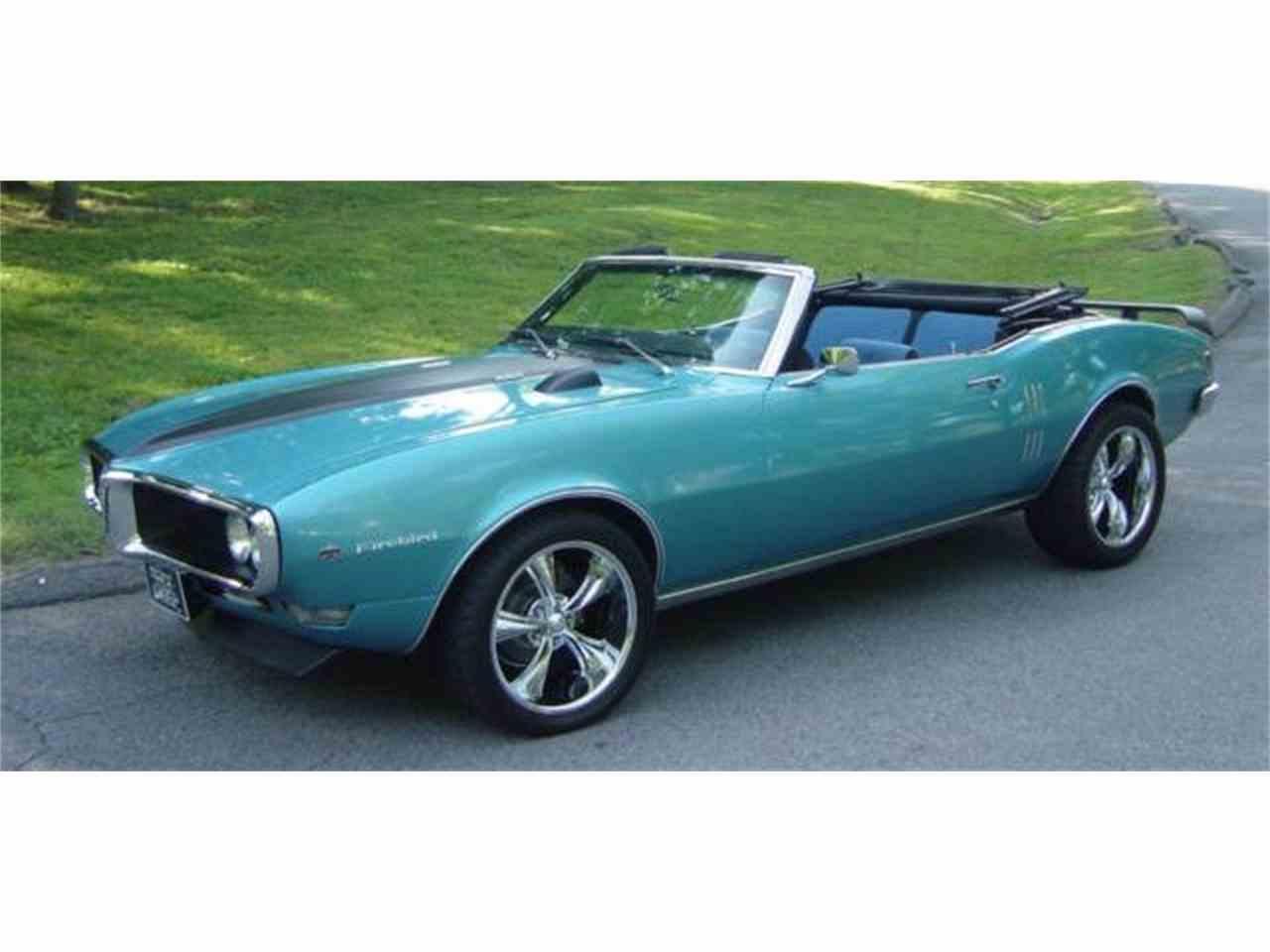 1968 Pontiac Firebird for Sale - CC-993503