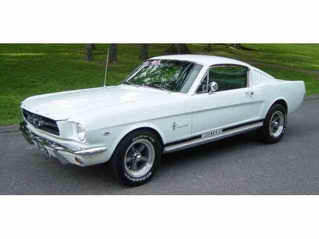 1965 Ford Mustang | 993511