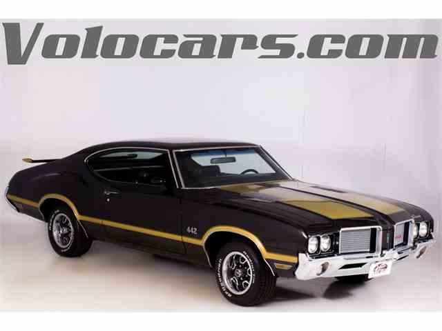 1972 Oldsmobile 442 | 993518