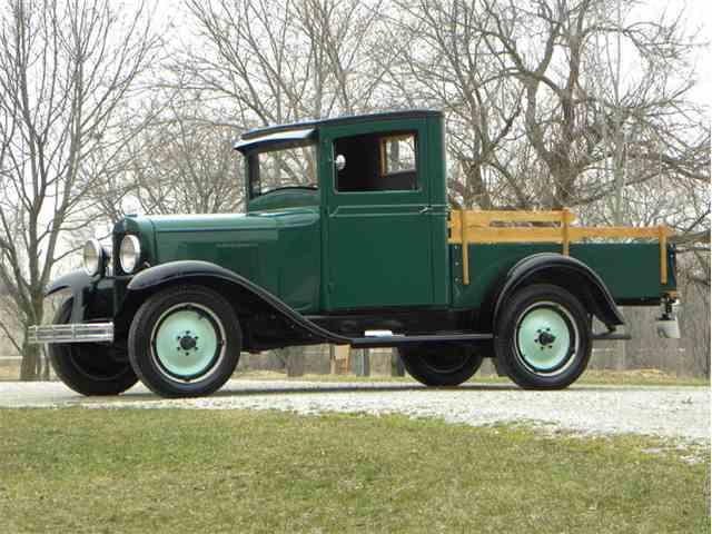 1930 Chevrolet 1/2 Ton Pickup Truck | 993520