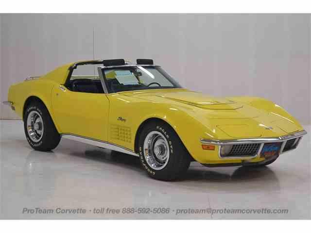 1970 Chevrolet Corvette | 993524