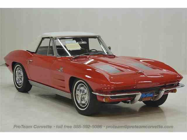 1963 Chevrolet Corvette | 993527