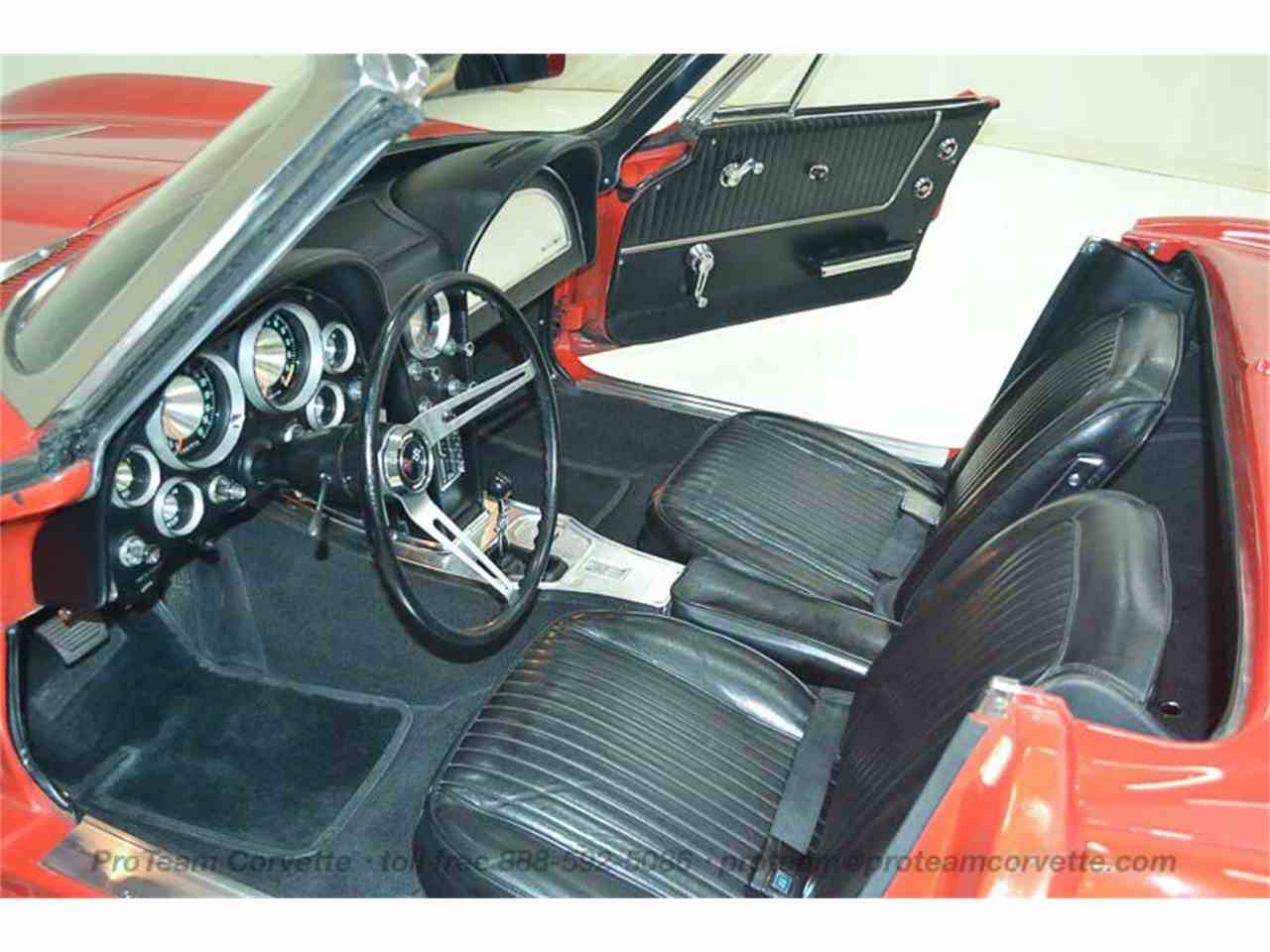 Large Picture of Classic 1963 Corvette - $69,995.00 Offered by Proteam Corvette Sales - LALZ