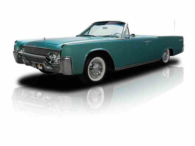 1961 Lincoln Continental | 993528
