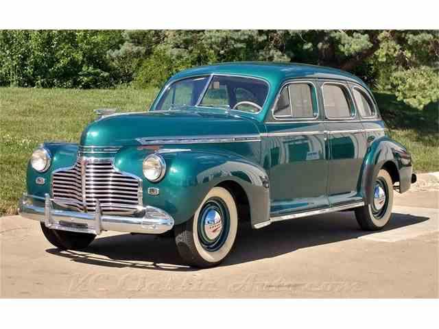1941 Chevrolet Sedan Special Deluxe | 993532