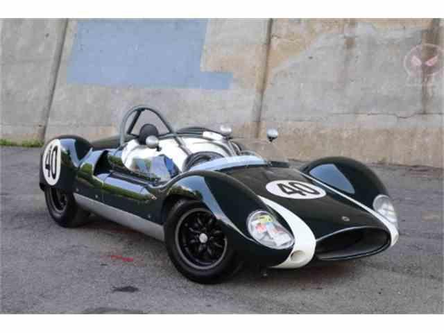 1961 COOPER MONACO MARK III SPORTS-RACING | 993534