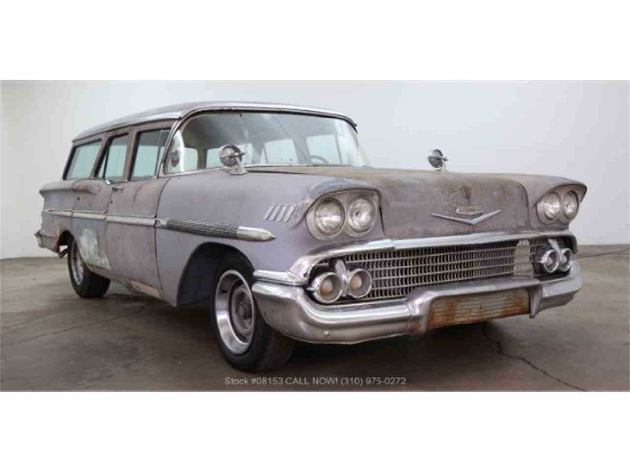1958 Chevrolet Nomad for Sale - CC-993536