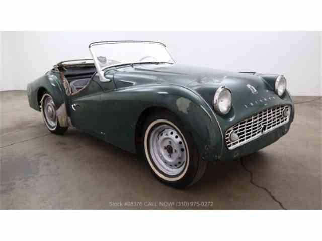 1959 Triumph TR3A | 993540