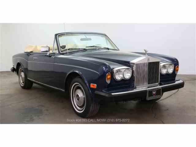 1983 Rolls-Royce Corniche | 993541