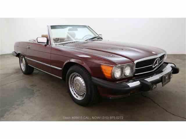 1987 Mercedes-Benz 560SL | 993545