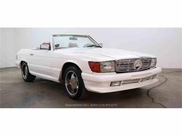 1984 Mercedes-Benz 500SL | 993552