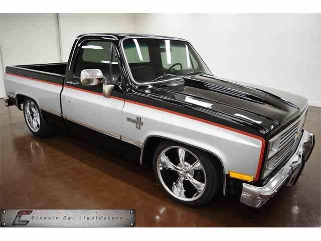 1984 Chevrolet Silverado | 993557