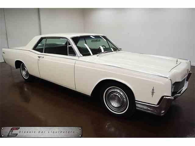 1966 Lincoln Continental | 993558