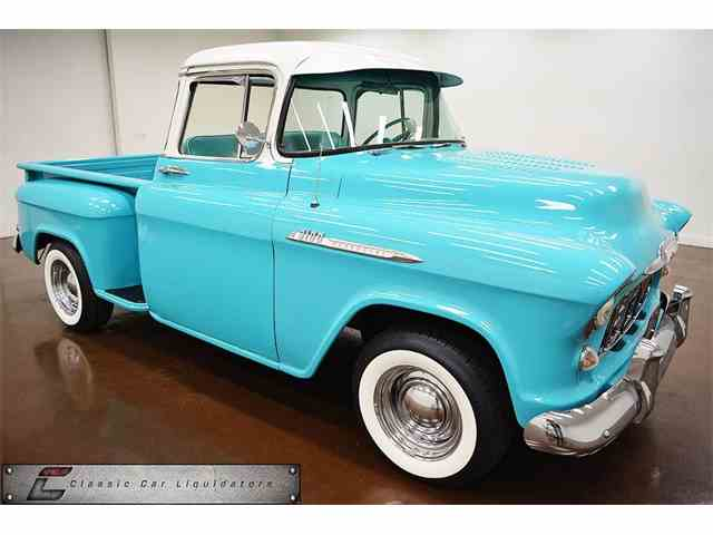 1956 CHEVROLET 3100 BIG WINDOW | 993560