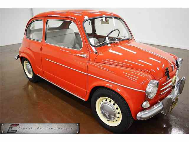 1959 Fiat 600 | 993567
