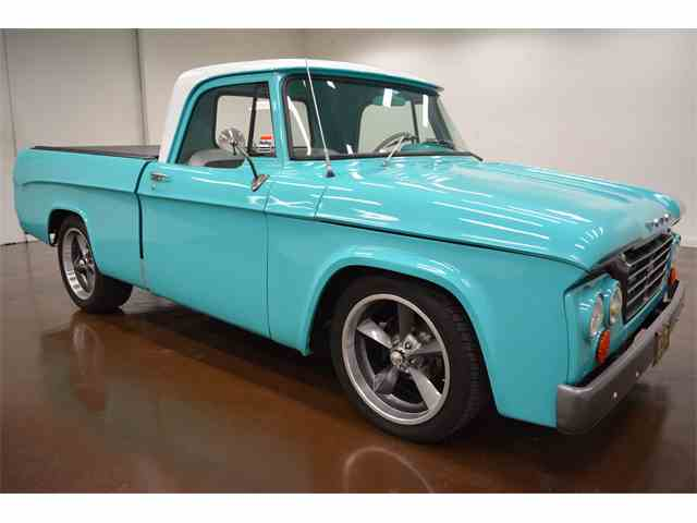 1964 DODGE D100 SWB | 993570