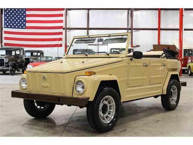 1974 Volkswagen Thing | 993574