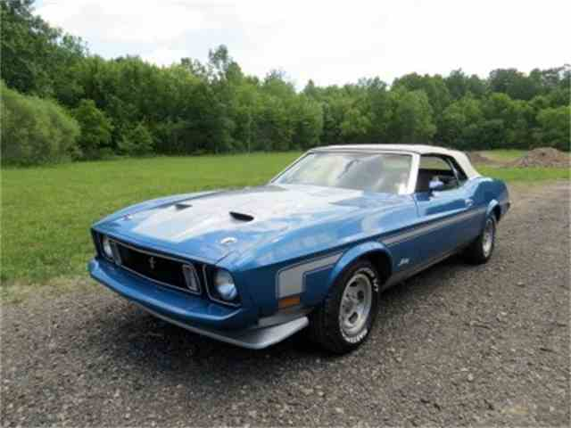 1973 Ford Mustang | 993586