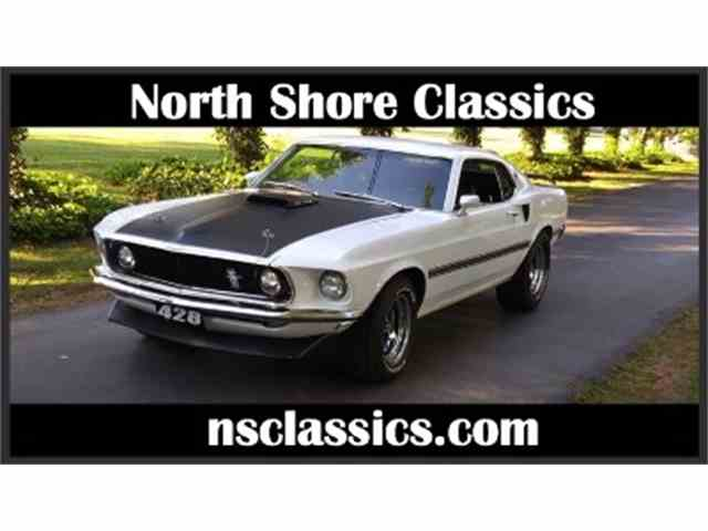 1969 Ford Mustang | 993588