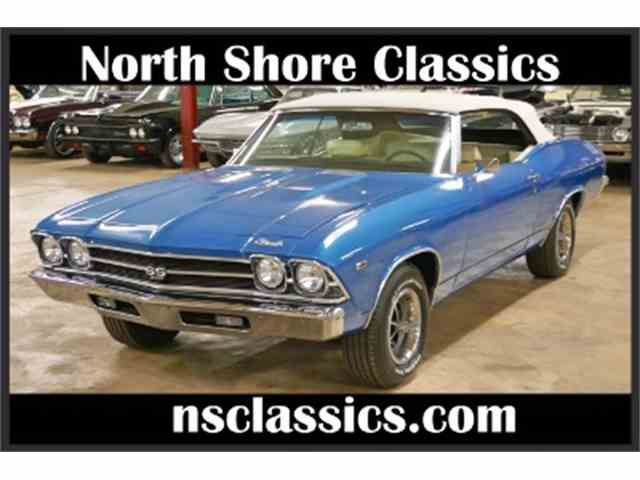 1969 Chevrolet Chevelle | 993590