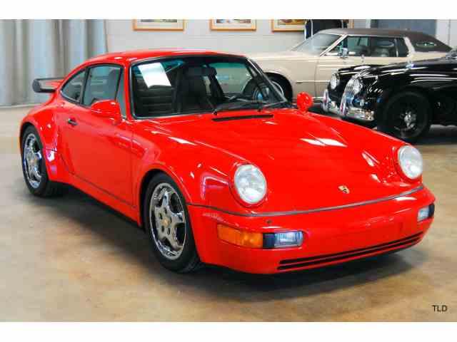 1991 Porsche 911 | 993591
