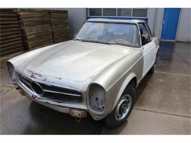 1966 Mercedes-Benz 230SL | 993602