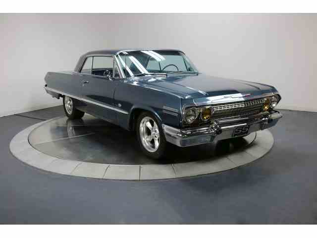 1963 Chevrolet Impala   993603