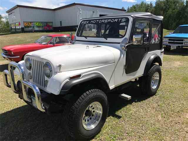 1978 Jeep CJ5 | 993608
