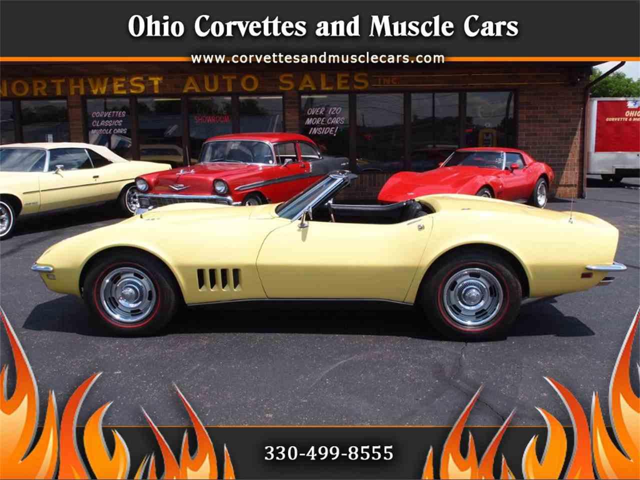 Large Picture of '68 Corvette - LAOB