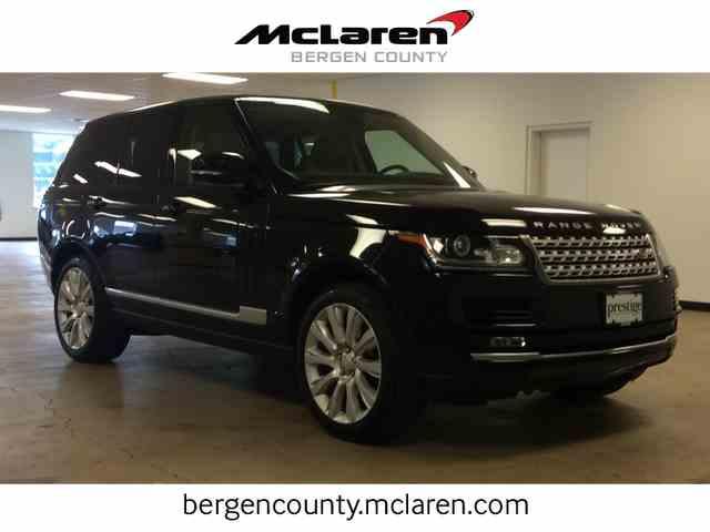2015 Land Rover Range Rover | 993614