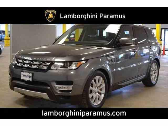 2015 Land Rover Range Rover Sport | 993615