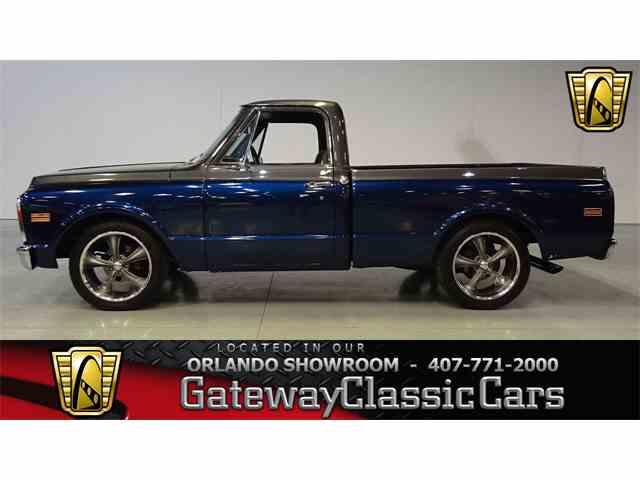 1969 GMC Truck | 993620