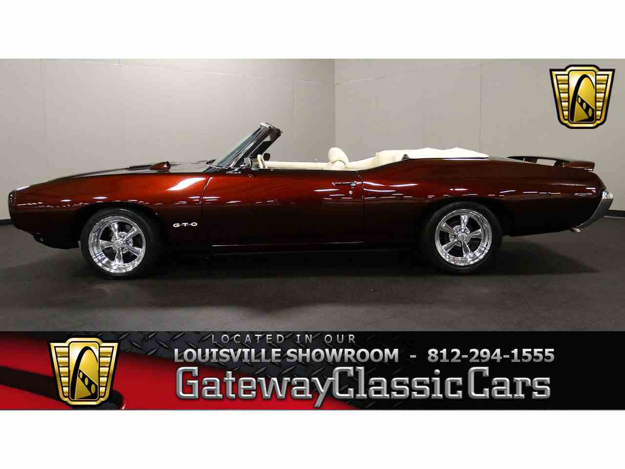1969 Pontiac GTO for Sale - CC-993624