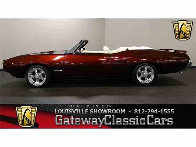 1969 Pontiac GTO | 993624