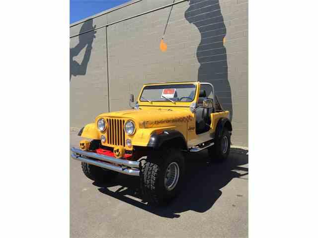 1979 Jeep CJ7 | 993625