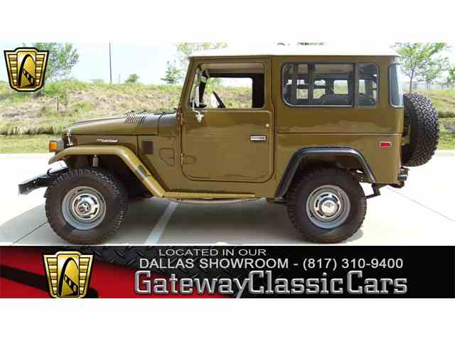 Picture of 1977 Land Cruiser FJ - $59,000.00 - LAOR
