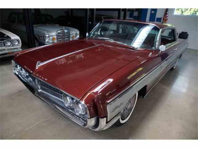 1962 Oldsmobile Starfire   993631