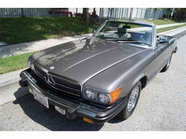 1985 Mercedes-Benz 380SL | 993633
