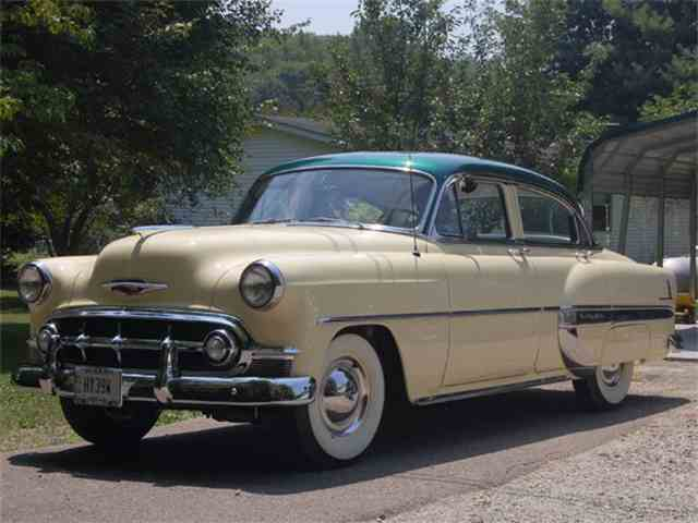 1953 chevrolet bel air for sale on 15 for 1953 chevrolet belair 4 door