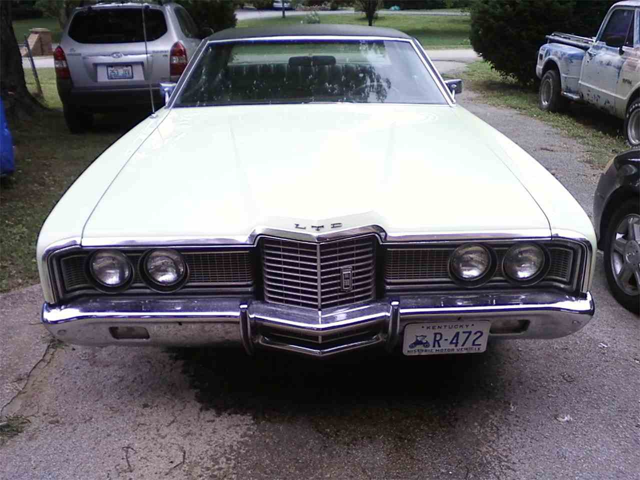 Large Picture of '72 Ford LTD located in Bowling Green Kentucky Offered by a Private Seller - LAP8