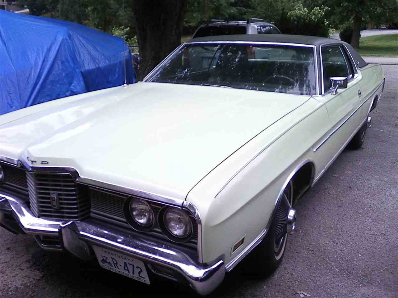 1972 Ford Ltd For Sale Classiccars Com Cc 993644