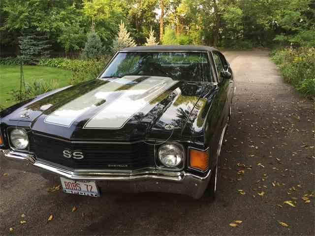 1972 Chevrolet Chevelle | 993645